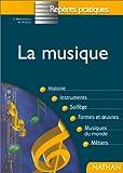 echange, troc Bernardeau - La musique 1998 repères pratiques n45