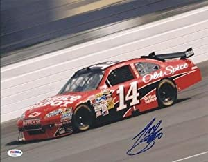 Signed Tony Stewart Photo - 11x14 #u70897 - PSA DNA Certified - Autographed NASCAR... by Sports Memorabilia