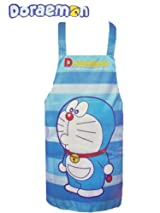 Japanese Animae Doraemon Apron for Cooking or Gardening - Doraemon Kitchen Apron