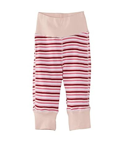 Pumpkin Patch Pantalone Bebè Stripe [Rosa]