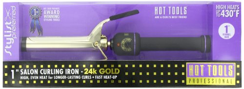 Hot Tools Professional 1181 Curling Iron  Multi-Heat