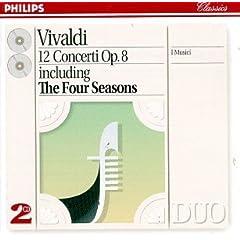 Antonio Vivaldi: Concerti Op. 8: Antonio Vivaldi, Maria Teresa Garatti, I Musici, Felix Ayo