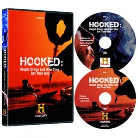 Hooked: Illegal Drugs & How They Got That Way Set