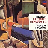 ショスタコーヴィチ:弦楽四重奏曲全集