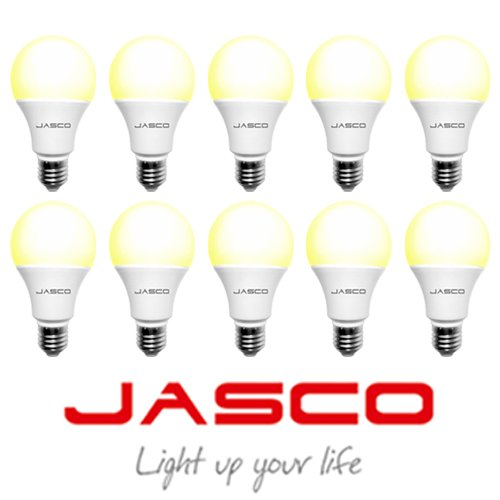 Jasco 5W E27 LED BULB (Warm White, Pack Of 10)