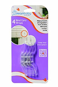 Dreambaby Blind Cord Wraps 8 Pack