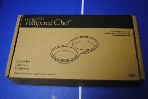 Pampered Chef Microwave Egg Cooker #1372