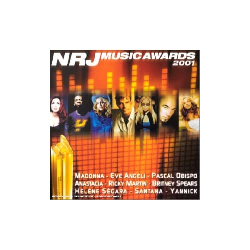 NRJ Music Awards 2001 Compilation, The Corrs  Musique