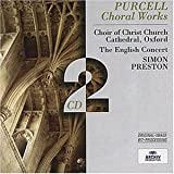 Purcell: Choral Works /Preston