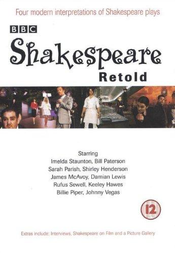 Shakespeare Retold/シェイクスピア21 DVD2枚組[PAL-UK][Import]