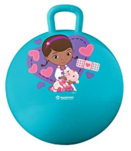 Ball Bounce and Sport TOYS Doc McStuffins Hopper (Styles and Colors May Vary)
