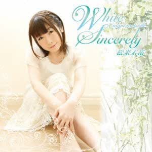 White Sincerely [CD]