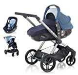 Jane Muum + Matrix Light 2 Travel System - Sea Blue