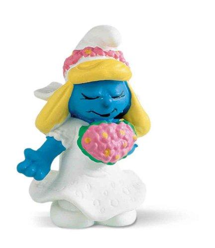 Schleich Smurfs: Smurfette Bride - 1