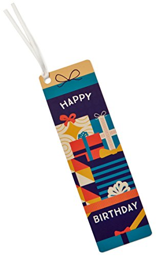 Amazon.com Birthday Bookmark Gift Card - $25 - Free One-Day Shipping