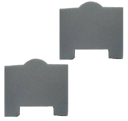 Porter Cable 7812 / 7814 Wet Dry Vacuum Replacement Filter (2 Pack) # 897887-2pk (Porter Cable Vacuum 7812 compare prices)