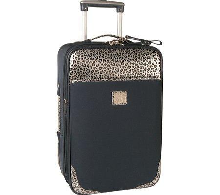 "Diane von Furstenberg Women's Ginger 28"" Expandable Rolling Suitcase Wheeled"