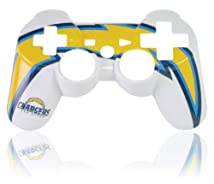 PS3 Official NFL San Diego Chargers Controller Faceplate