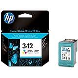 HP N°342 Cartouche d'encre d'origine 3 Couleurs