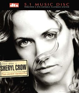 Sheryl Crow - The Globe Sessions [DVD-AUDIO] - Zortam Music