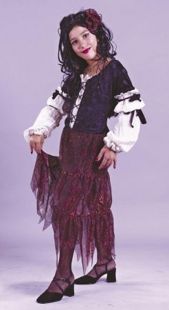 Costumes For All Occasions Fw5846Sm Gypsy Rose Child Small