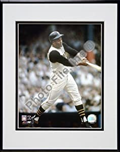 Photofile Pittsburgh Pirates Roberto Clemente Framed Photograph by Photo File