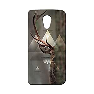 G-STAR Designer Printed Back case cover for Motorola Moto G2 (2nd Generation) - G1673