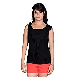 Tantra Amy Women's Top, Black, Large