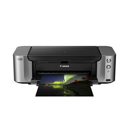Canon PIXMA PRO-100S Stampante Multifunzione Inkjet Wi-Fi 4800 x 2400 dpi, Nero