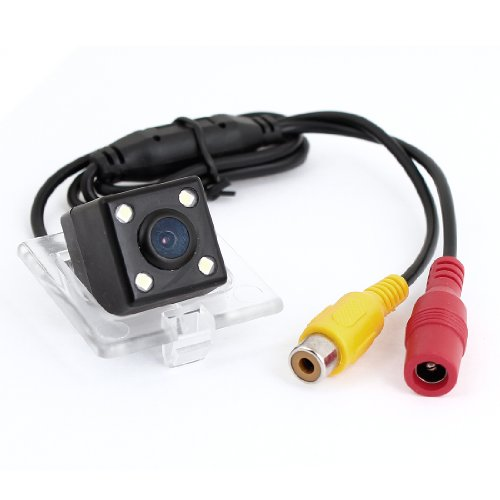 "Vehicle License Plate Rear View Camera Night Vision 1/4"" CCD for Toyota Prado"