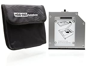2nd HDD or SSD Caddy Lenovo ThinkPad T420,T430,T510,T520