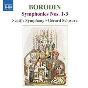 Symphonies Nos. 1-3