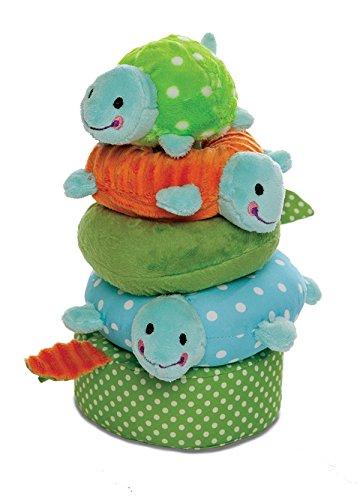 Boppy Gentle Forest Stacker Tyler Turtle - 1