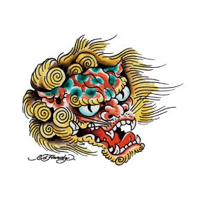 Don Ed Hardy Tattoos