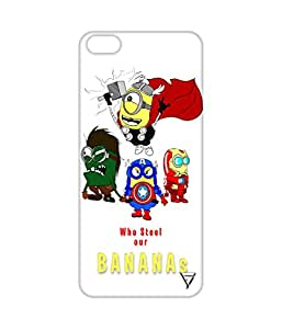 Vogueshell Who Steal Bananas Printed Symmetry PRO Series Hard Back Case for Xiaomi Mi5