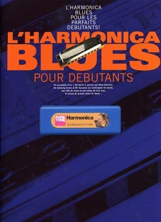 Harmonica Pack CD + Harmonica