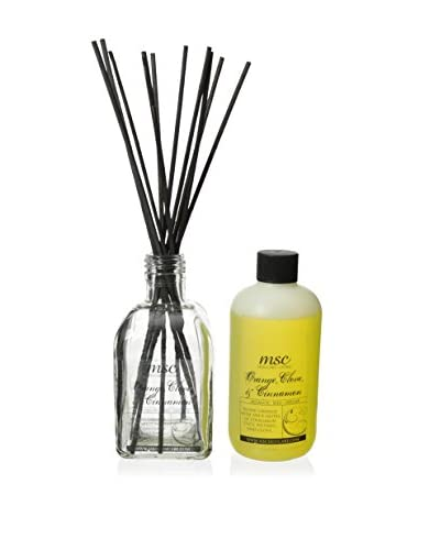 MSC Skincare & Home Orange, Clove, And Cinnamon Reed Diffuser