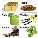 20 Stück Clever Smoke Aromakapseln - Vanille