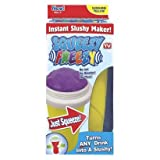 Squeezy Freezy Instant Slushy Maker As Seen On TV *Ships in random colors*