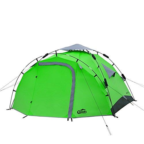 Qeedo Quick Pine 3 Campingzelt - 3