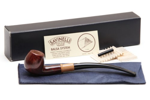 Savinelli Qandale Smooth 626 Tobacco Pipe