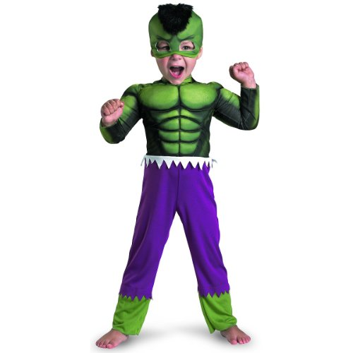 The Incredible Hulk - Size: 3T-4T front-974351