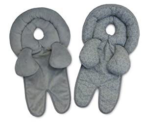 Boppy Infant and Toddler Head Support, Grey