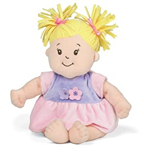 Manhattan Toy 122020 Baby Stella Blonde