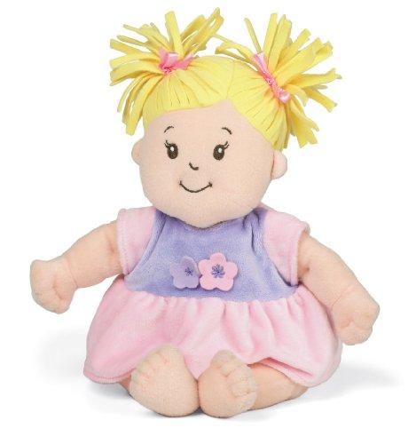 Baby Stella Blonde Hair Soft Nurturing First Doll