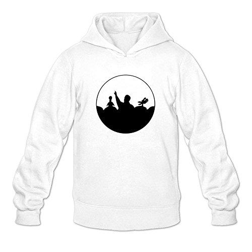 Kettyny Men's Mystery Science Theater 3000 Long Sleeve Sweatshirts Hoodie XXL