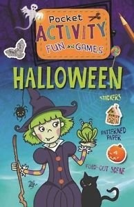 [HALLOWEEN POCKET ACTIVITY FUN AND GAMES - MOIRA BUTTERFIELD (PAPERBACK) NEW] (Young Moira Adult Costumes)