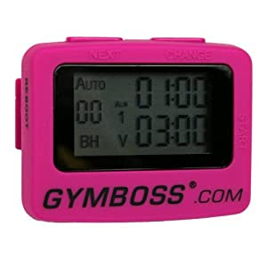 Gymboss HOT PINK SOFTCOAT