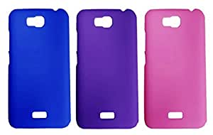Winsome Deal 3 Pieces of Exclusive Quality Hard Back Cover Case For Huawei Y541