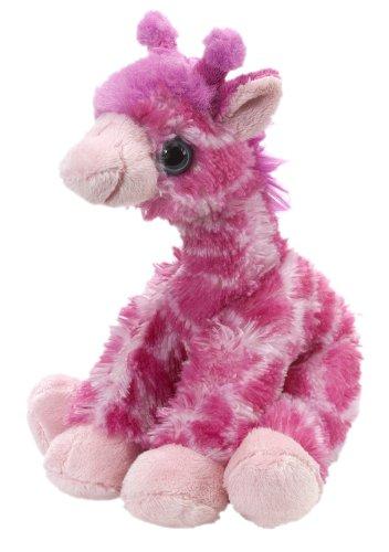 "Hug Ems Pink Giraffe 7"" by Wild Republic - 1"